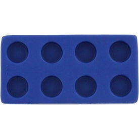 Building Block Stress Ball for Promotion