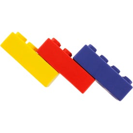 Company Building Block Stress Ball 4 Piece Set