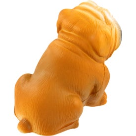 Bulldog Stress Ball for Marketing