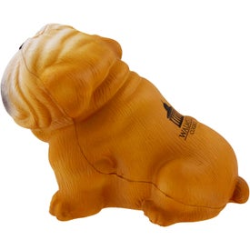 Company Bulldog Stress Ball