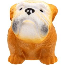 Bulldog Stress Ball