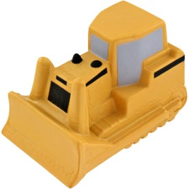 Bulldozer Stress Ball