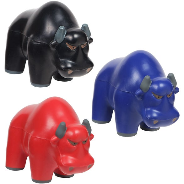 Wall Street Bull Stress Ball