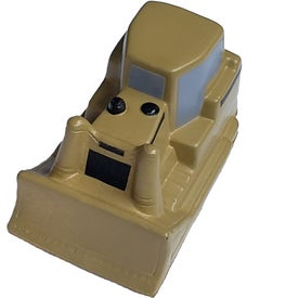 Bulldozer Stress Toy with Your Slogan