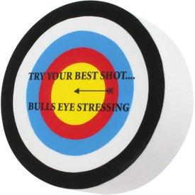 Promotional Bullseye Stress Ball