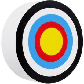 Bullseye Stress Ball for Promotion