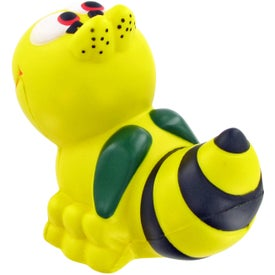 Bumble Bee Stress Toy for Advertising