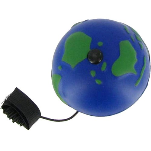 Blue / Green Bungee Earth Stress Reliever