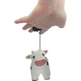Advertising Bungie Cow Stress Reliever