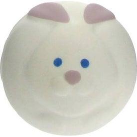 Bunny Rabbit Ball Stress Ball Giveaways