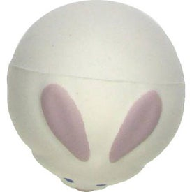 Logo Bunny Rabbit Ball Stress Ball