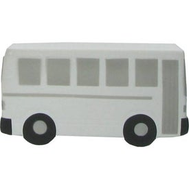 Imprinted Bus Stress Reliever