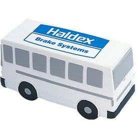 Logo Bus Stress Squeeze