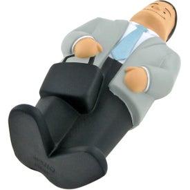 Personalized Businessman Stress Ball