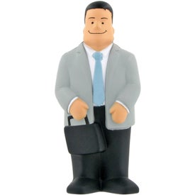 Businessman Stress Ball for Promotion
