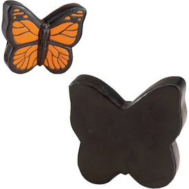 Butterfly Stress Ball Imprinted with Your Logo