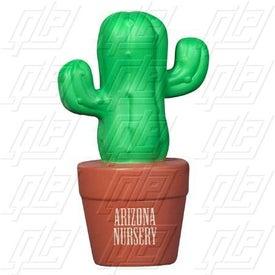 Cactus in Pot Stress Ball