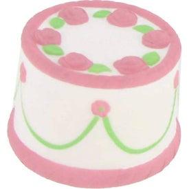 Customized Cake Stress Reliever