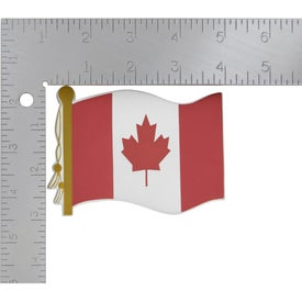 Advertising Canadian Flag Stress Ball