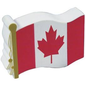 Canadian Flag Stress Ball