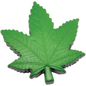 Cannabis Leaf Stress Reliever