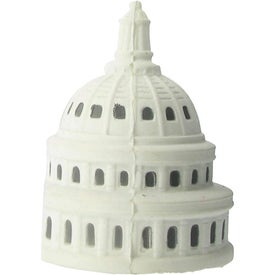 US Capitol Stress Ball for Advertising