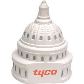 US Capitol Stress Ball (Economy)
