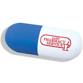 Custom Capsule Stress Relievers for Customization