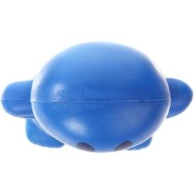 Captain Smiley Stress Ball for Customization