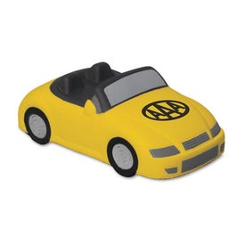 Company Car Shaped Stress Reliever