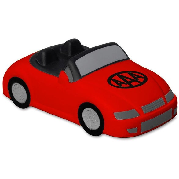 Car Shaped Stress Reliever