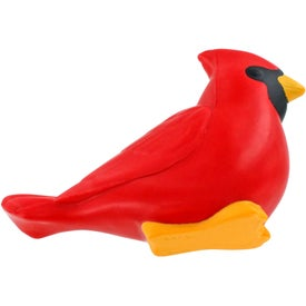 Cardinal Stress Ball Branded with Your Logo