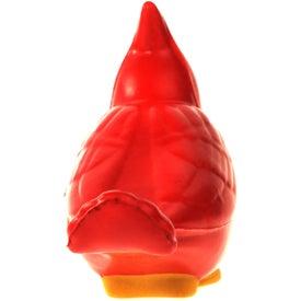 Cardinal Stress Ball with Your Logo