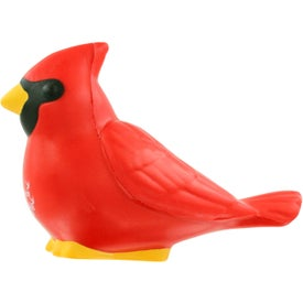 Custom Cardinal Stress Ball