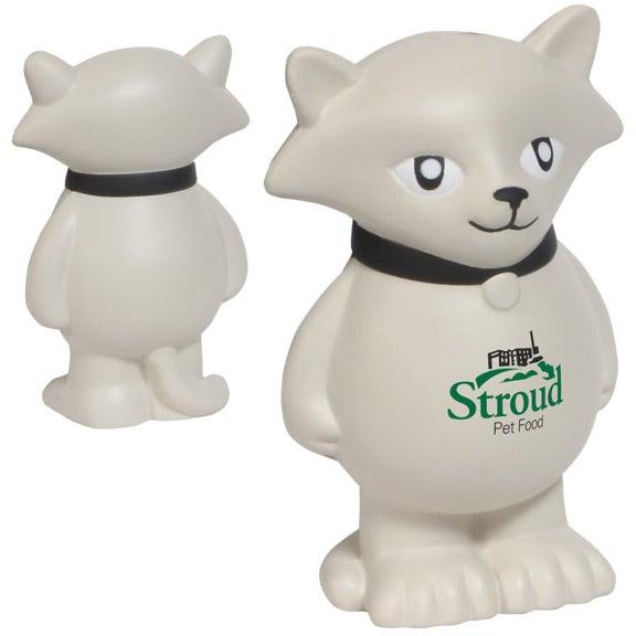 Cartoon Cat Stress Ball