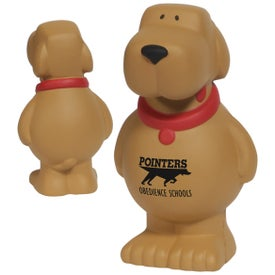 Cartoon Dog Stress Ball for Your Church