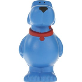 Advertising Cartoon Dog Stress Ball