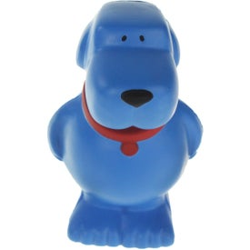 Cartoon Dog Stress Ball for Advertising