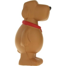 Cartoon Dog Stress Ball for Customization