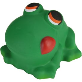 Cartoon Frog Stress Toy