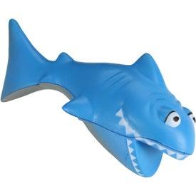 Cartoon Shark Stress Toy