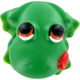 Cartoon Frog Stress Ball for Marketing
