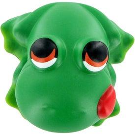 Cartoon Frog Stress Ball for Marketing