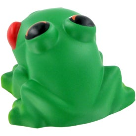 Cartoon Frog Stress Ball for Promotion