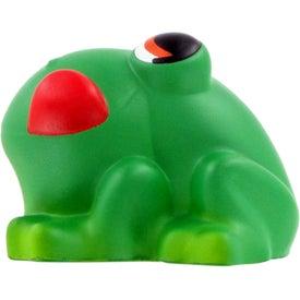 Cartoon Frog Stress Ball Giveaways