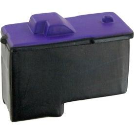Imprinted Cartridge Stress Toy