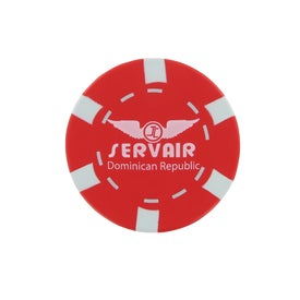 Casino Chip Stress Reliever for Your Company