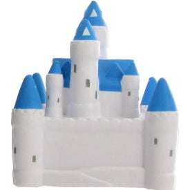 Personalized Castle Stress Ball