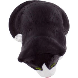 Cat Stress Reliever Printed with Your Logo