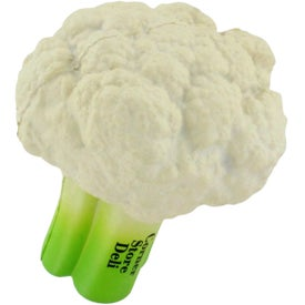 Cauliflower Stress Ball for Customization
